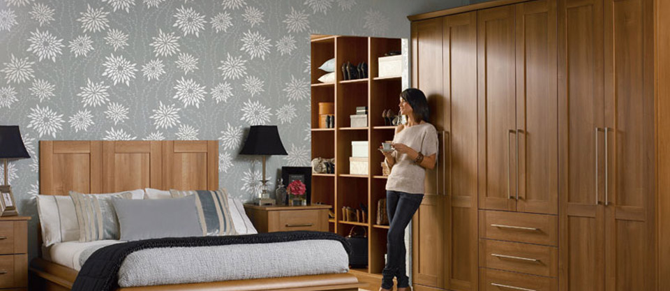 fitted bedrooms in Moray